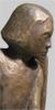 Angelika Kienberger, Engel, 1998, Bronze, 17x13x9  cm